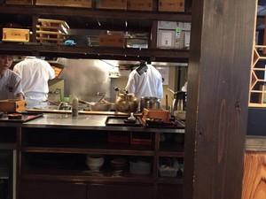 饭店厨房设计装修效果图,日本饭店厨房设计效果图