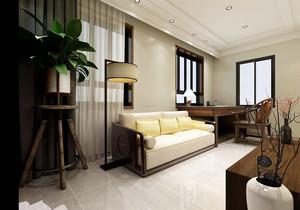 新中式装修电视墙效果图大全,新中式别墅电视墙装修效果图大全