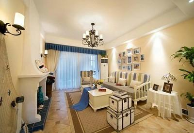 地中海风格全套装修案例,地中海风格家居装修案例