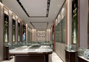 30平米珠宝店装修效果图,水晶珠宝店装修效果图