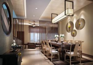 中式餐廳復古裝修效果圖,中式復古裝修設計效果圖