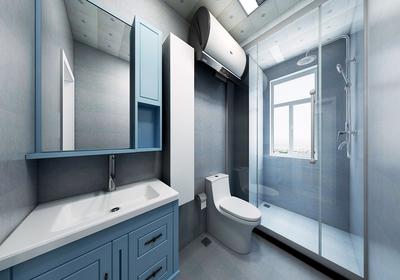 迷你小户型的卫生间装修效果图,北欧迷你卫生间装修效果图