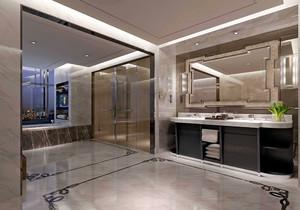 卫生间拉门装修效果图大全,卫生间玻璃拉门装修效果图
