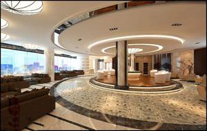 临时售楼部设计平面图,售楼部怎么设计