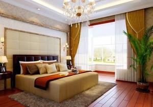帶飄窗的臥室如何裝修效果圖,帶飄窗的小臥室簡約裝修效果圖