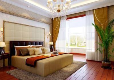 带飘窗的卧室如何装修效果图,带飘窗的小卧室简约装修效果图