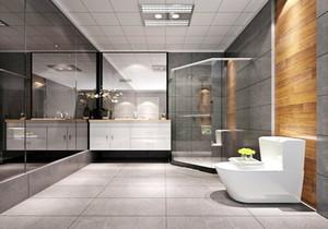 臥室的洗手間怎么裝修效果圖,臥室洗手間正對床裝修效果圖