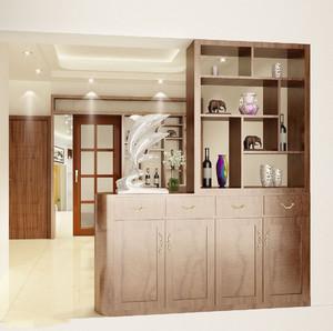 家庭装修餐厅酒柜设计效果图,家庭装修客厅与餐厅隔断效果图