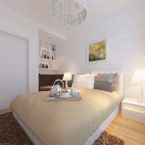 20平米小戶型兒童房裝修效果圖大全,20平米小戶型高低床裝修效果圖大全