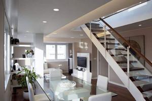 小復式樓裝修效果圖,80平米小復式樓裝修效果圖