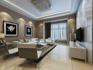 80平米兩室一廳裝修效果圖,80平米兩室一廳裝修案例
