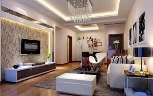 140平方米房子裝修圖,140平四室兩廳大戶型裝修效果圖