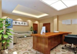 医院院长办公室装修,医院办公室装修隔板