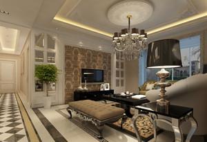 客厅棚顶创意造型效果图,10平方客厅棚顶造型效果图大全