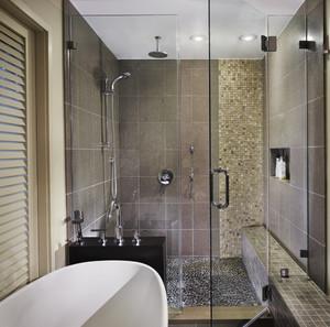4平方卫生间装修效果图,4平方米正方形的卫生间装修效果图大全