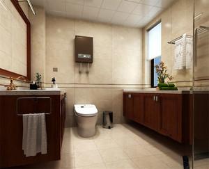 6平方卫生间装修效果图大全,6平方米新中式卫生间装修效果图