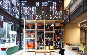 实体家具店怎样装修,家具店室内墙体装修效果图