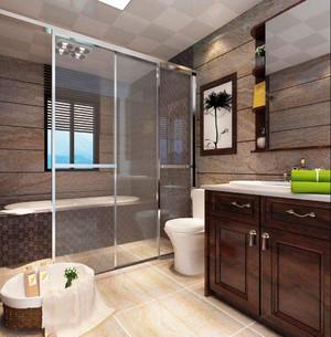 卫生间淋浴房隔断效果图,90X90卫生间淋浴房效果图