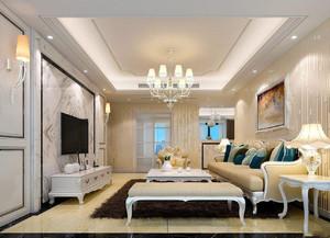 90平米两室一厅厨房装修效果图,90平米两室一厅中式装修效果图