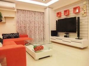 小客厅装修设计效果图,9平方小客厅装修与设计效果图