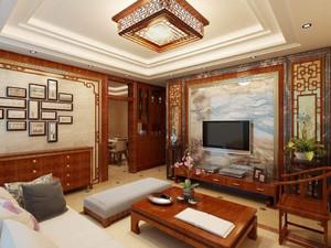 小户型客厅吊灯图片效果图,新款中式客厅吊灯效果图