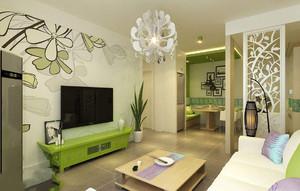 家装客厅背景墙效果图,家装客厅电视背景墙效果图