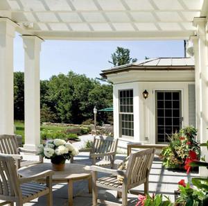 欧式花园阳台装修效果图大全,欧式玻璃阳台装修效果图大全