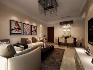 美式装修一居室效果图,40平方一居室装修效果图