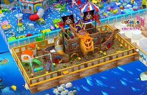 儿童游乐园平面图,儿童游乐园效果图