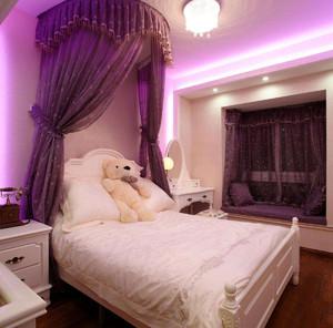 带飘窗的小卧室装修效果图,带飘窗的女生卧室装修效果图