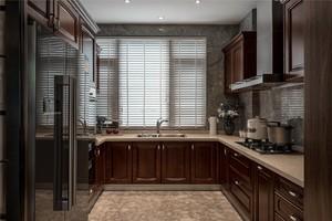 中式装修厨房门效果图大全欣赏,中式厨房门装修效果图欣赏