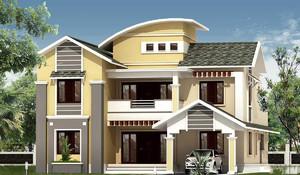 新农村二层复式小别墅设计图,二层新农村小别墅设计图