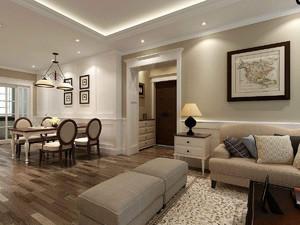 客厅简约装修实景图大全,现代简约客厅装修实景图大全