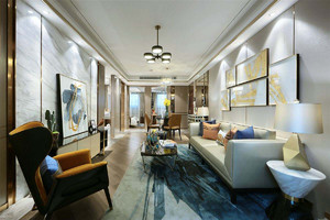 40米客廳怎么設計裝修效果圖,家庭客廳設計裝修效果圖
