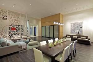 客厅装修隔断设计效果图,装修客厅隔断设计效果图