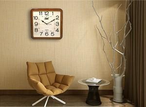 客厅挂钟位置效果图,中式客厅挂钟摆放效果图