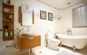 20平小户型复式公寓装修效果图大全,小户型公寓卫生间装修效果图大全2019