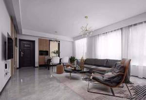 现代风格客厅地砖效果图,现代简约风格瓷砖装修客厅效果图