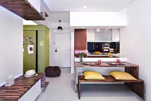 旧房40平米小户型装修效果图,40平米小户型复式装修效果图