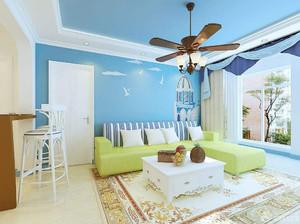 60平米一厅小户型装修效果图,60平米小户型客厅装修效果图大全