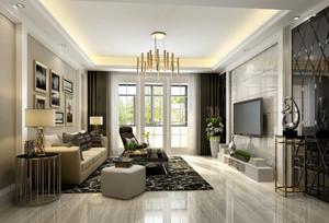 现代风格客厅背景墙效果图,现代风格客厅电视背景墙效果图