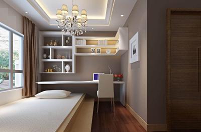 欧式榻榻米卧室装修效果图,小卧室榻榻米床装修效果图