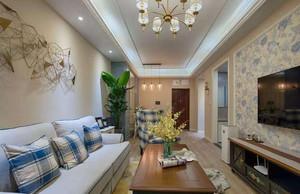 2米宽窄长小客厅装修图,进门是小客厅装修图