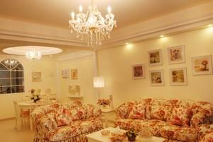 自制客厅吊灯效果图,客厅吊灯暖光效果图