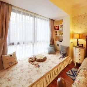 帶飄窗的女生臥室裝修效果圖大全,8平米帶飄窗的臥室裝修效果圖大全