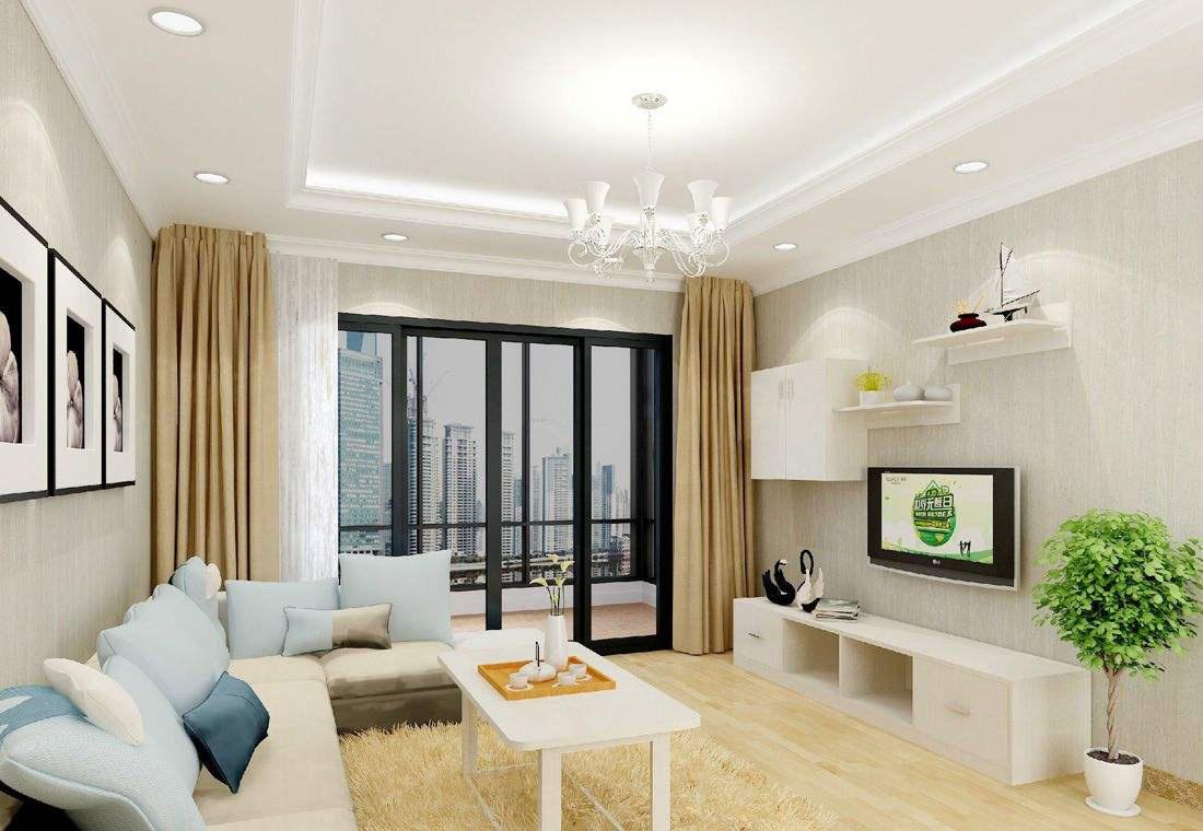 70平小户型房屋装修效果图,70平小户型现代装修效果图大全