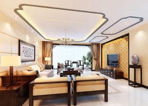 中式家装客厅效果图,家装客厅效果图全图
