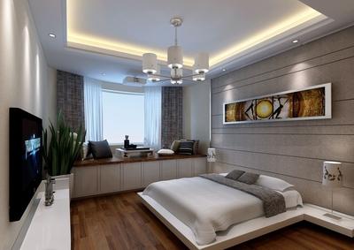 10平米卧室榻榻米装修效果图,夫妻榻榻米卧室装修效果图