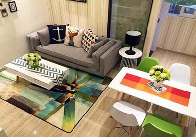 70平米小户型家装设计效果图,小户型家装设计图效果图大全2019图片