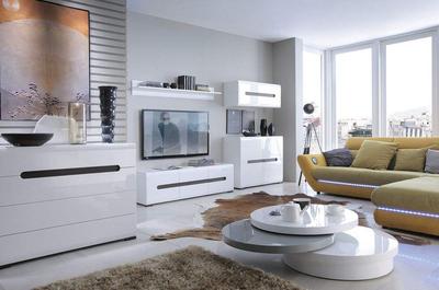50平米小户型一室一厅装修效果图,50平米小户型简单装修效果图